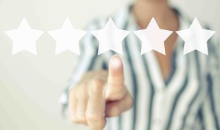 Increase rating evaluation review feedback