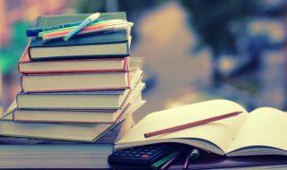pen pencil study textbooks